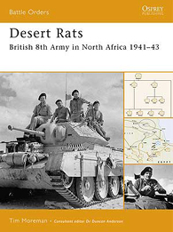 Desert Rats: British 8th Army in North Africa 1941–43