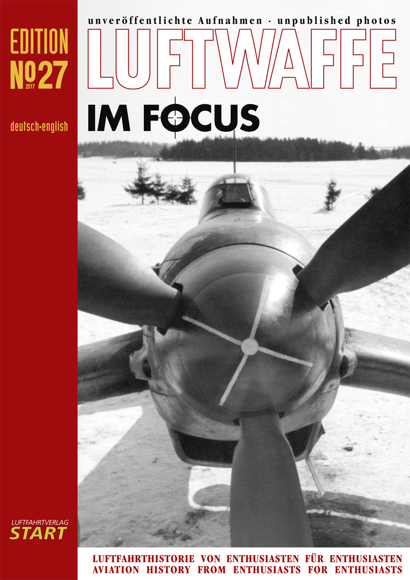 Luftwaffe im Focus Edition No 27