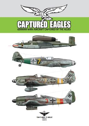 Captured Eagles Vol. I - Decals 1/48