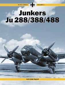 BLACK CROSS 2: JUNKERS Ju 288/388/488