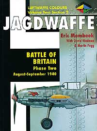 JAGDWAFFE Vol.2 Section 2: Battle of Britain Phase 2