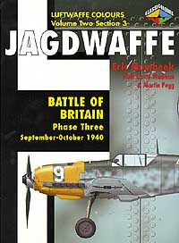 JAGDWAFFE Vol.2 Section 3: Battle of Britain Phase 3