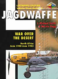 JAGDWAFFE Vol.3 Section 3: War Over the Desert - North Africa
