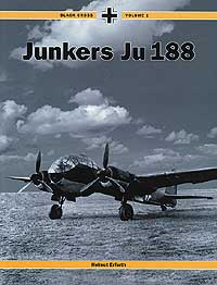 BLACK CROSS 1: JUNKERS Ju 188