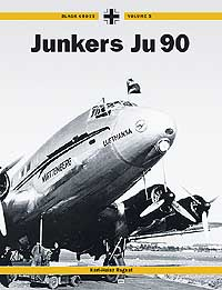 BLACK CROSS 3: Junkers Ju 90