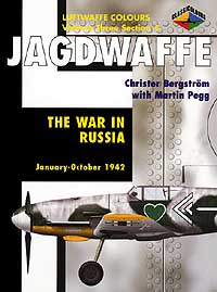 JAGDWAFFE Vol.3 Section 4: The War in Russia