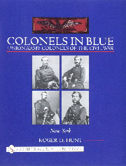 Colonels in Blue: Union Army Colonels of the Civil War - Kliknutím na obrázek zavřete