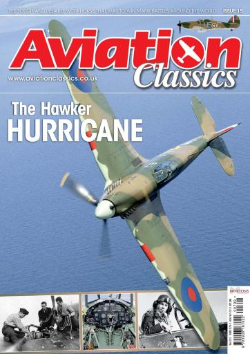 Aviation Classics Magazine - Hawker Hurricane