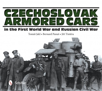 Czechoslovak Armored Cars in the First World War