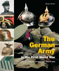 The German Army in the First World War