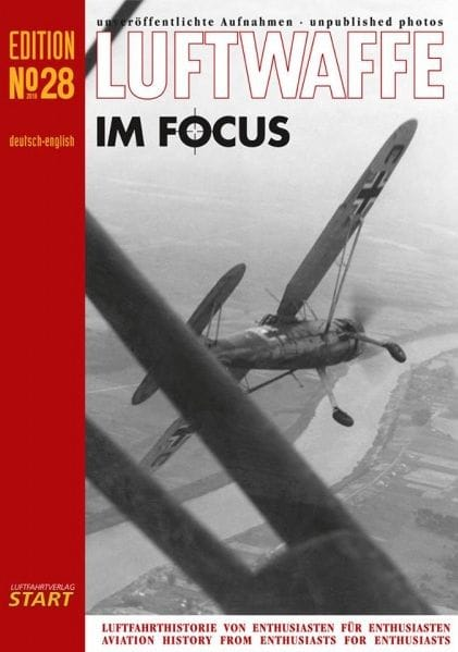 Luftwaffe im Focus Edition No 28